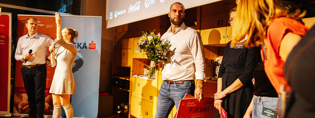 Forsage suverénně vyhrál obě ceny prvního ročníku